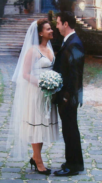 Tamala Edwards' wedding in 2006