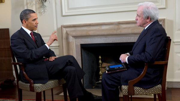 Jim Gardner interviews President Obama