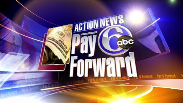 Pay 6 forward: Renae in Burlington Co., N.J.