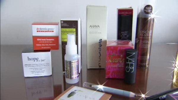 Getting discounts on pricey beauty products