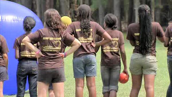 NJ camp helps youngsters deal with HIV and AIDS