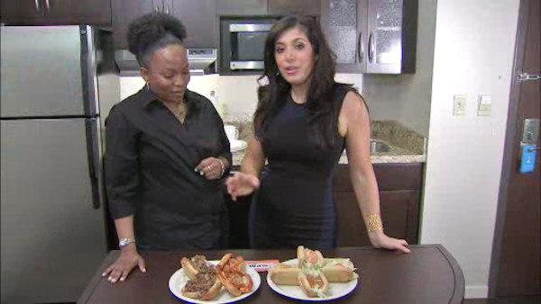 Diet Detours: Sandwich showdown!