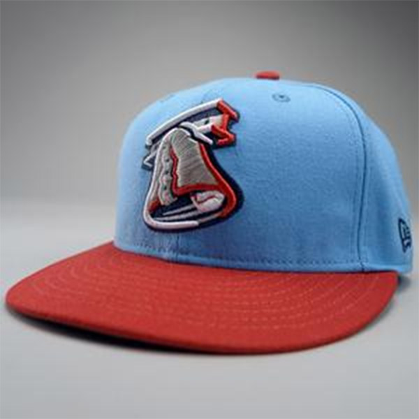 The Philadelphia Phillies minor league affiliate, the Lehigh Valley IronPigs, promise a little more sizzle this season.  They unveiled new uniforms, including bacon-themed uniforms to be worn on Saturdays.  See more at IronPigs.milbstore.com