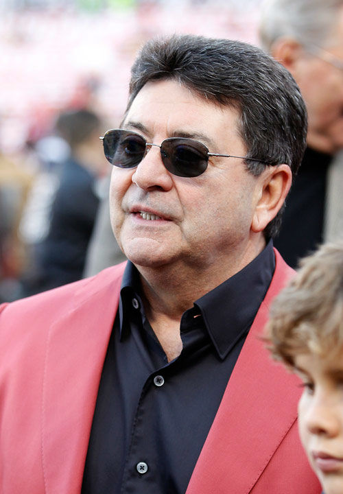 March 1999: Eddie DeBartolo, 49ers &#40;NFL&#41;. Suspended for the 1999 season and fined &#36;1 million after he pleaded guilty to a felony in a gambling scandal in Louisiana. &#40;ESPN&#41; <span class=meta>(AP Photo&#47; Tony Avelar)</span>