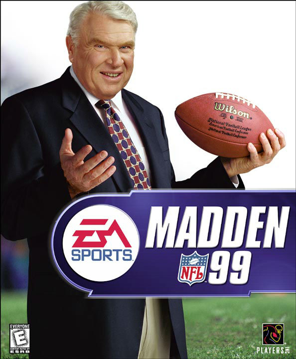 Are you ready for some football? Celebrate 25 years of the Madden NFL video game with a look back at the covers that made history. <span class=meta>(Photo&#47;EA Sports)</span>