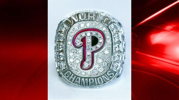 VIDEO: Arrest in Phillies ring theft