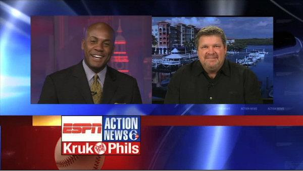 ACTION NEWS/ESPN: Kruk on the Phils