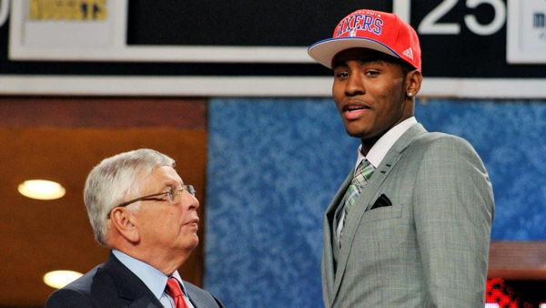 Surprised Sixers select Harkless