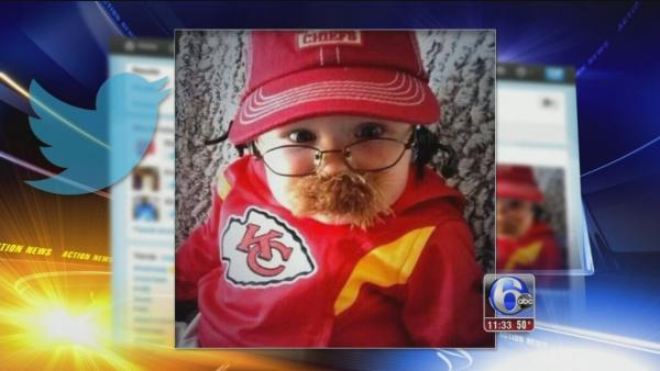 Andy Reid's pint-sized lookalike