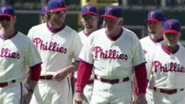 Charlie Manuel and 2010 Philadelphia Phillies