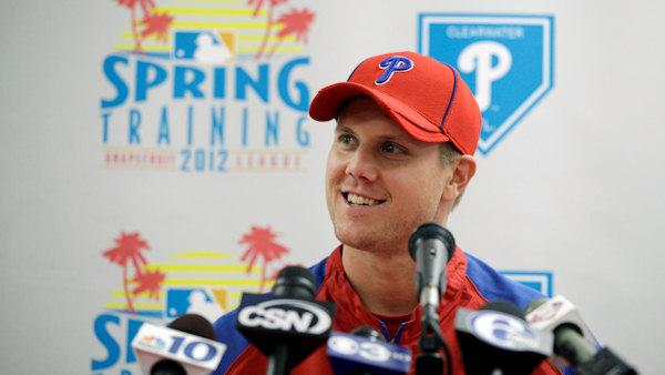 Papelbon eager to get started with Phillies