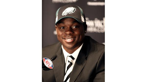 Eagles Draft History