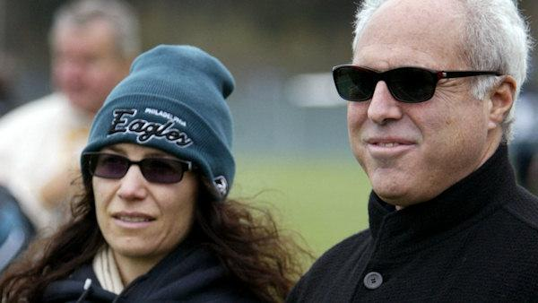 Eagles owners Jeffrey and Christina Lurie to divorce