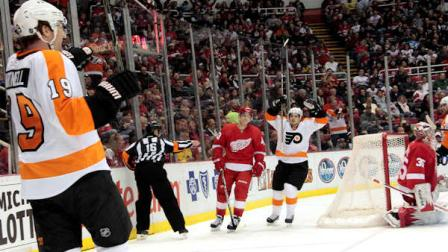 31dbb8a7345 GDT: - Game #54| Tue., Jan. 28, 2014| Red Wings at Flyers |7:00 p.m. ...