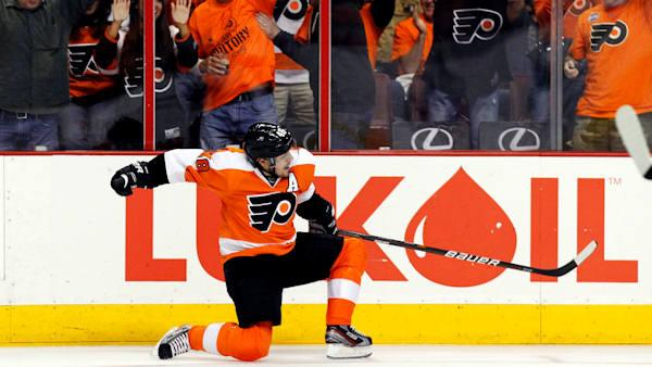 Briere nets winner, Flyers edge Devils