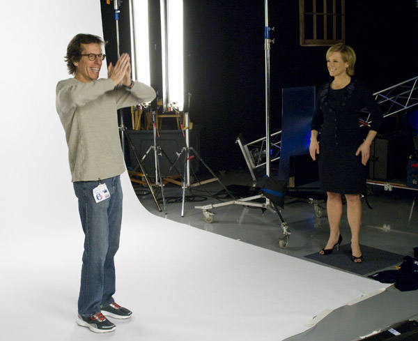 Peter Churchman dancing on set  <span class=meta>(WPVI Photo)</span>