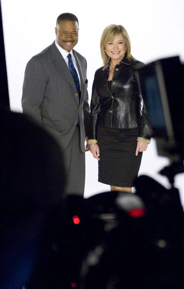 Rick Williams and Monica Malpass  <span class=meta>(WPVI Photo)</span>