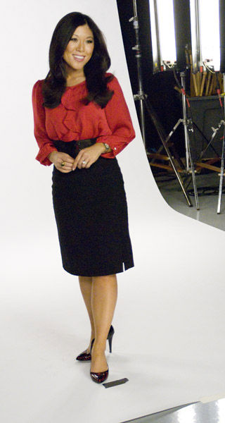 Nydia Han smiles for the camera <span class=meta>(WPVI Photo)</span>