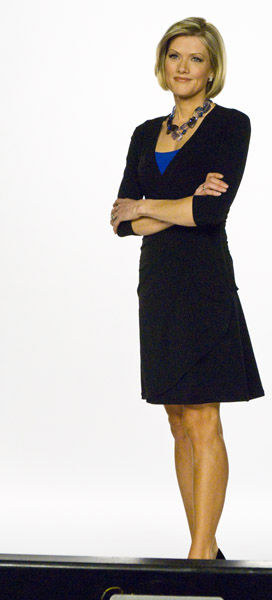 Meteorologist Cecily Tynan   <span class=meta>(WPVI Photo)</span>