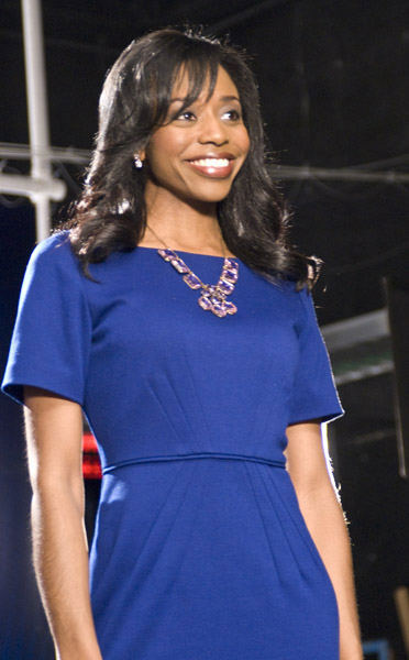 Meteorologist Melissa Magee close-up  <span class=meta>(WPVI Photo)</span>