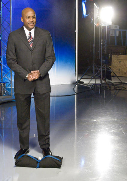 Keith Russell on set  <span class=meta>(WPVI Photo)</span>
