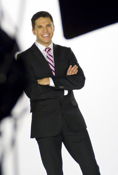 Meteorologist Adam Joseph smiles for the camera  <span class=meta>(WPVI Photo)</span>