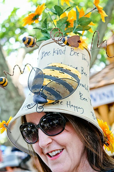 "<div class=""meta image-caption""><div class=""origin-logo origin-image ""><span></span></div><span class=""caption-text"">A very fun bee-themed hat took second place! (WPVI Photo/ Photos Courtesy AroundMainLine.com and Betsy Barron Photography)</span></div>"