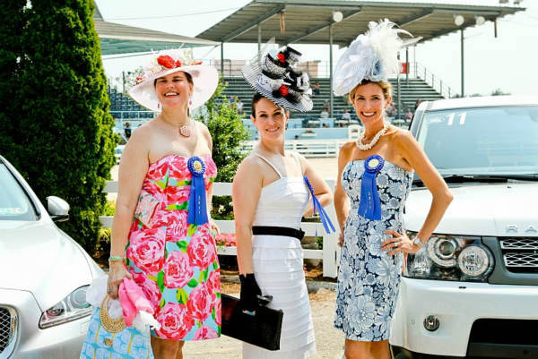 "<div class=""meta image-caption""><div class=""origin-logo origin-image ""><span></span></div><span class=""caption-text"">Looking lovely are three of the winners of the Hat Contest. (WPVI Photo/ Photos Courtesy AroundMainLine.com and Betsy Barron Photography)</span></div>"