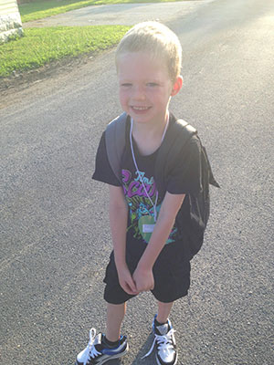 "<div class=""meta ""><span class=""caption-text "">RJ on his first day of kindergarten</span></div>"