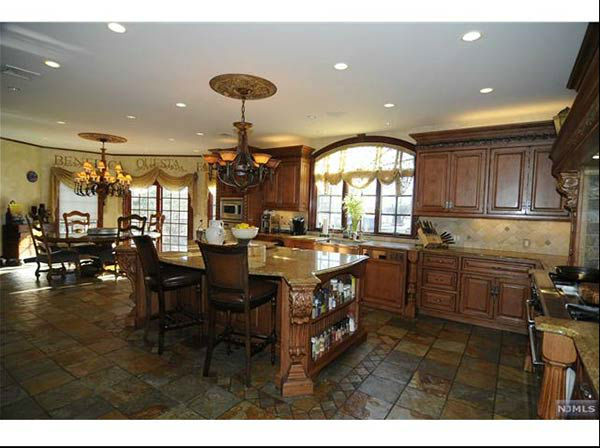 Jacqueline Laurita and her husband have put their $2.85 million home in Franklin Lakes up for sale.