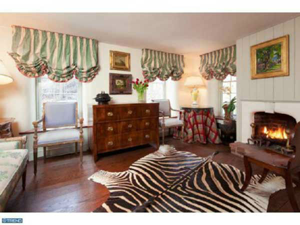 This $1.3 million mansion in Gladwyne, Pa. is on the market.  This home was also recently featured on 6abc's FYI Philly!