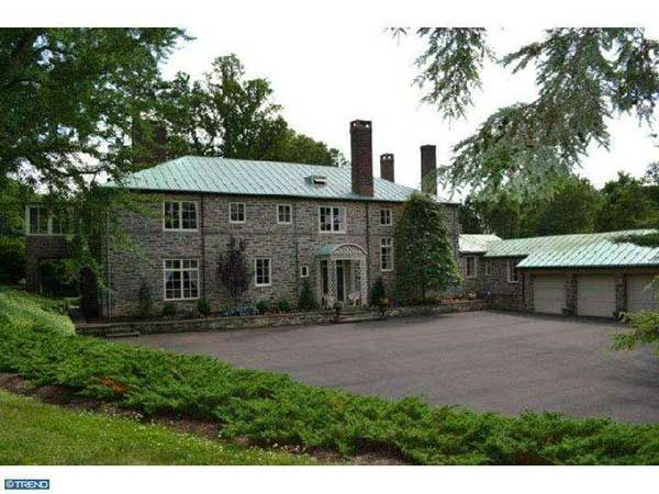 This home, known as ?Lynnewood? and designated as ?significant? by the Chestnut Hill Historical Society, is on the market for $2.1 million.  This property at 218 Lynnewood Lane, Philadelphia was also featured in the 1988 Jodie Foster movie ?Stealing Home.?
