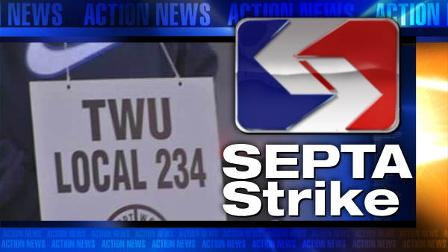 septa strike