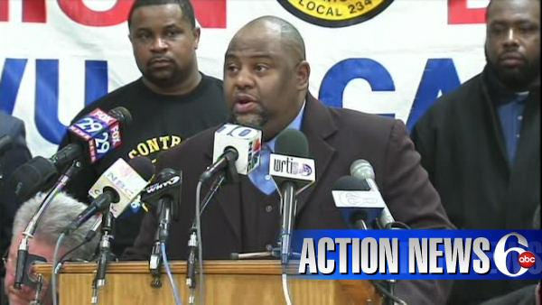 VIDEO: SEPTA union leader speaks out