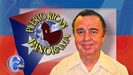 Diego Castellanos - Host of Puerto Rican Panorama