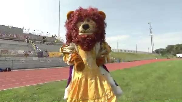 Upper Darby Lion