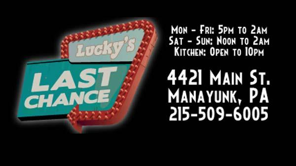 FYI Philly: Lucky's Last Chance