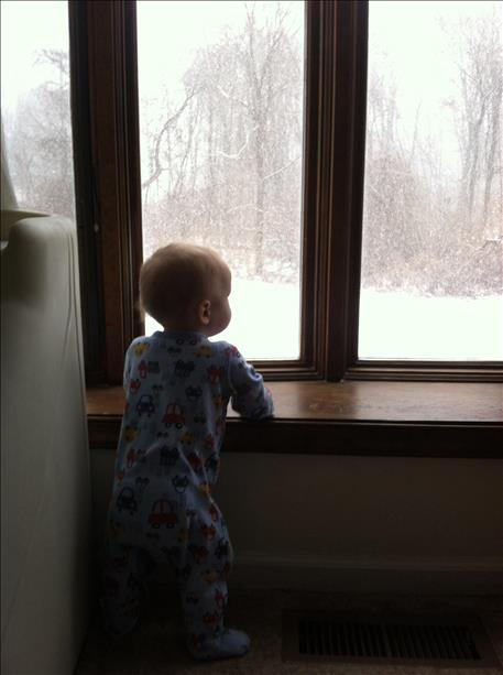 "<div class=""meta ""><span class=""caption-text "">10-month-old Keegan is loving the snow!</span></div>"