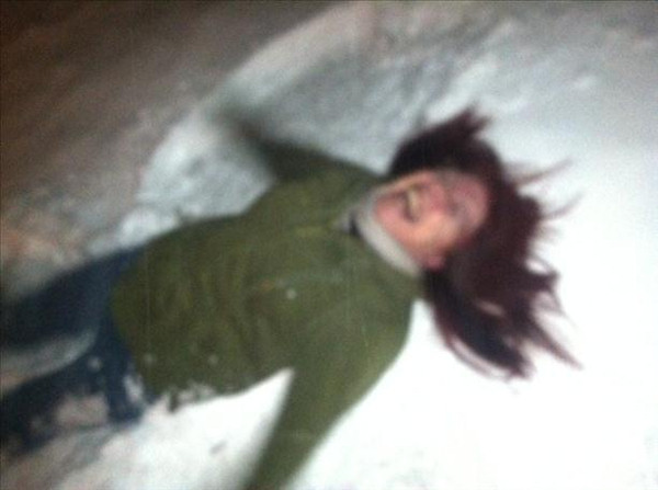 From Sendit.6abc.com: Snow angels of South Jersey