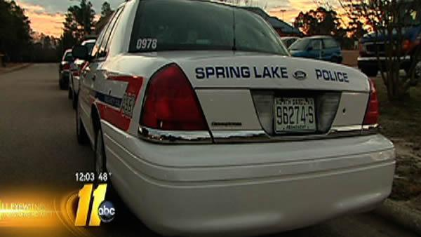 Spring Lake officers back on the job