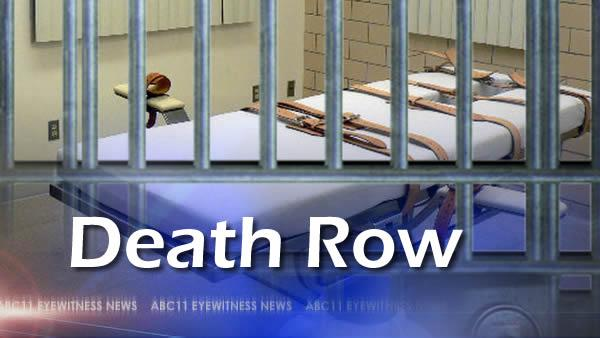 Inside North Carolina's death row