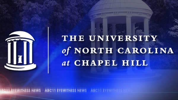 UNC issues health alert over chicken pox