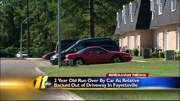 Fayetteville Car Accident Reports