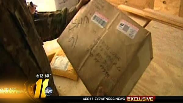 Mail boosts morale for troops in Afghanistan