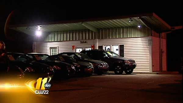 Cary dealership named in federal investigation