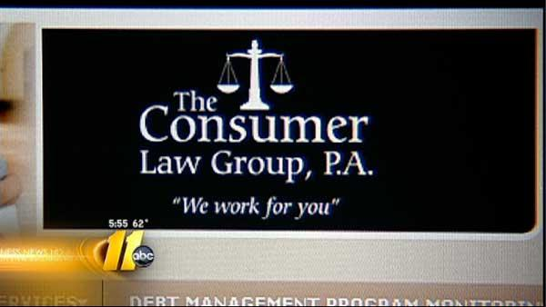 Woman calls debt-relief company a rip-off