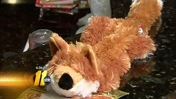 Pet owners complain about toys