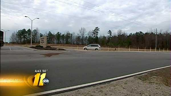Parents upset about dangerous road by high school