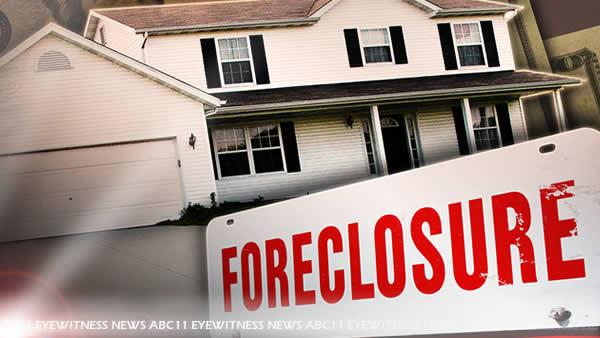 Family finds itself in foreclosure nightmare