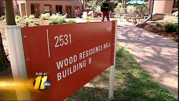 Crimes on NCSU campus have students concerned